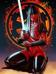 Sith babe reveals her seductive body